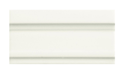 Cornice Blanco Brillo 7,5x15